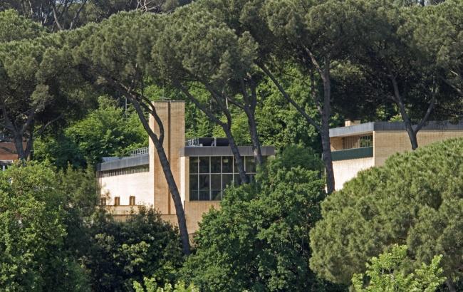 Det Danske Institut i Rom. Foto: Carlsbergfondet
